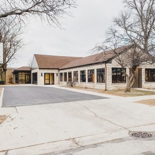 We are wrapping up 2020 with completing the punch list at our Oak Park Friends School project!  . . #interiorrenovation #oakparkil #commercialrealestate #developer #chicagoconstruction #chicagoconstructioncompany #chicagoland #interiorimprovement #renovation #schoolproject #brickexterior #storefronts