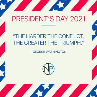 Happy President's Day! . . #presidentsday #constructionfirm #chicagoconstruction #realestateadvisor #developer