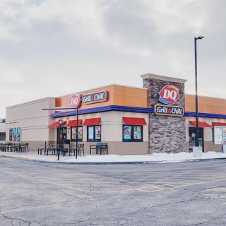 Who loves Dairy Queen? A look back at one of our previous QSR projects. If you ever stop by this Dairy Queen in Matteson, IL be sure to send us a photo!  . . #dairyqueen #mattesonillinois #qsrmagazine #qsrbrands #icecream #construction #constructionsite #illinois #midwestbusiness #illinoisbusiness #chicagolandconstruction #generalcontractor #constructionfirm