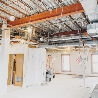 For this recently started project, we are doing an entire remodel for a new space, for our clients, who are the leading behavior health company in the nation . . #interiorremodel #remodeling #constructionsite #construction #steelstudframing #hvac #demo #demolition #mentalhealth #genevaillinois #roughelectrical #hvacinstallation #health #healthindustry #engineering #architecturedesign #behavioralhealth