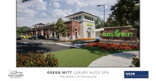 We are excited for some of our team to be heading up to Traverse City, MI this evening for our groundbreaking event tomorrow!  The Green Mitt car wash is the first of its kind to be built in Traverse City. This luxury car wash will sport a 150-foot tunnel, will be eco-friendly, and the exterior with be intricately finished with limestone and brick.  If you are in the area, feel free to join us tomorrow, at 11 am EST. . . #groundbreaking #carwash #traversecityMI #luxurycarwash #touchfreecarwash #ecofriendly #biodegradableproducts #constructionfirm #MichiganConstruction #groundup #newconstruction #upnorth #M22 #Michigantravel