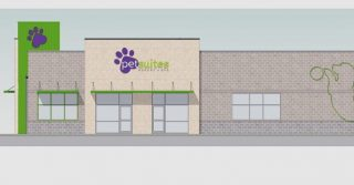 We are excited to announce that we have begun construction on the newest PetSuites location, in the Chicagoland area! This will be an 11,000sqft. specialty pet daycare, and boarding facility.  #groundup #developers #chicagoland #chicagoconstruction #generalcontractor #petbusiness #newbusiness #chicagolandrealestate #midwest #petboarding #dogdaycare #rendering #retaildesign #commercialconstruction