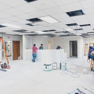 We have a variety of projects going on right now, and we love how each one is so different. A ground up gas station, retail build outs, and office renovations to name a few. Send us a message, give us a call, we are here for you.  . . #generalcontractor #chicagoconstruction #interiorremodel #interiorrenovation #remodel #buildout #officeconstruction #gasstation #groundup #steel #redsteel #retailconstruction #commercialrenovation #armstrongceilings #roughplumbing #electricalwork