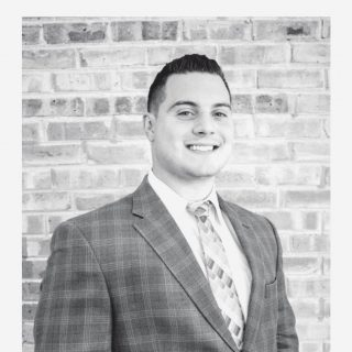 Happy Birthday to our Director of Business Development, Justin. Everyone on our team wishes you a day and year full of success!  . . #businessdevelopment #birthday #generalcontractor #chicagoland #business #blackandwhitephotography #exposedbrick #newbusiness #businessgrowth
