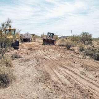We are now underway on another ground up project for our client down in Cave Creek, AZ!  This national developer has partnered with this fast-growing national brand, and has selected New Path to help them in their growth efforts!  We appreciate the opportunity and look forward to a successful project!   Fun Fact:  This is one of many in-progress, and upcoming projects that we are completing for this developer and national brand! . . #developer #arizona #cre #grubbing #groundup #construction #generalcontractor